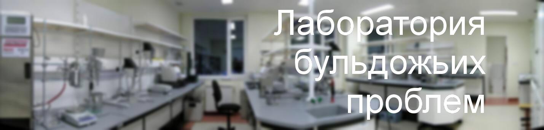 Лаборатория бульдожьих проблем